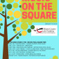 Music on the Square 2019 starts this Saturday, June 1st!