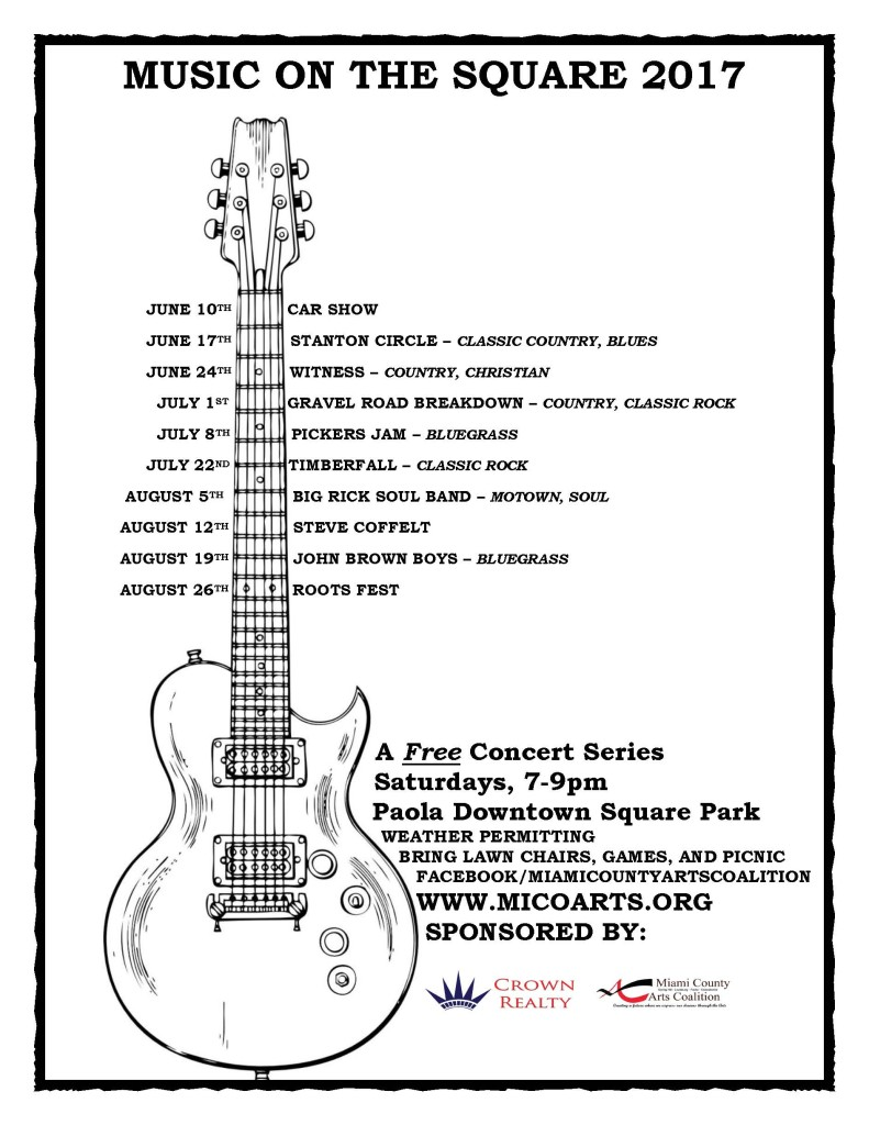 MUSIC ON THE SQUARE FLIER 17