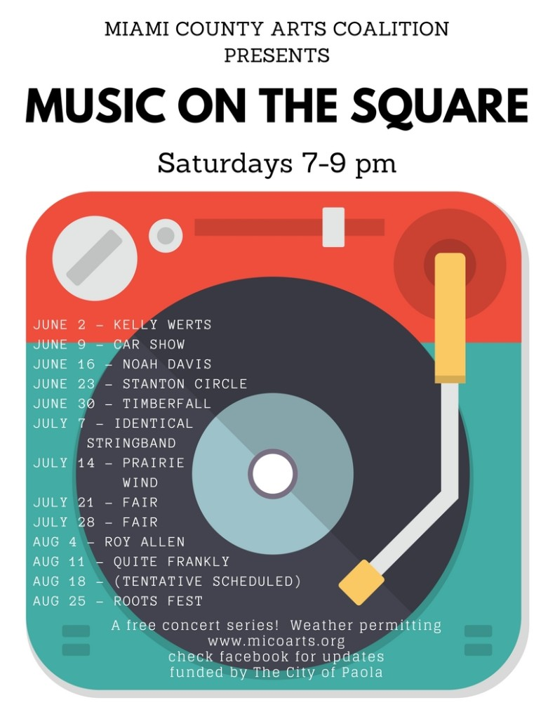 Music on the square 18