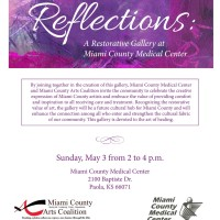 MCMC GALLERY OPENING THIS SUNDAY! May 3rd from 2-4pm