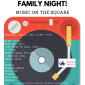 Family Night for Music on the Square!